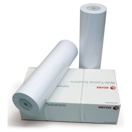 Xerox Papír Role Inkjet 75 - 1067x50m (75g) - plotterový papír