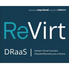 ReVirt DRaaS   Storage (100GB/1M)