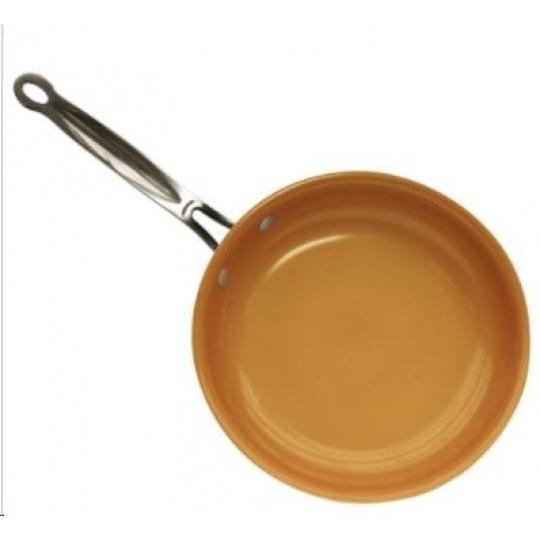 Livington Copperline - Pánev s měděno - keramickým povrchem (24 cm)