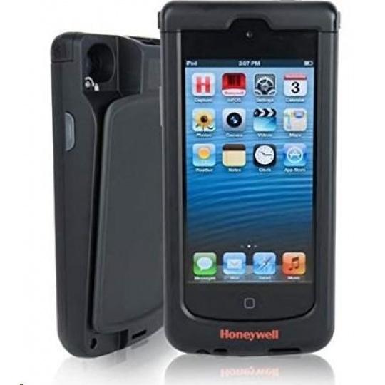 Honeywell Captuvo SL42 for iPhone 6s Plus, 2D, kit (USB), ext. bat., black