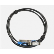 MikroTik XS+DA0001, Direct Attach Cable, SFP/SFP+/SFP28, 1/10/25G, 1m