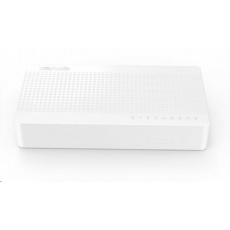 Tenda S108 8-Port Mini Eco Fast Ethernet Switch, 10/100 Mb/s, Desktop