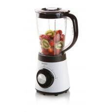 Domo DO9203BL Stolní mixér  bílý s nádobou ABS 1,5 l, 500W